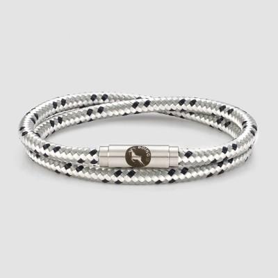 ce1d7d986b025 Boing Ice Double Wrap Bracelet - Grey