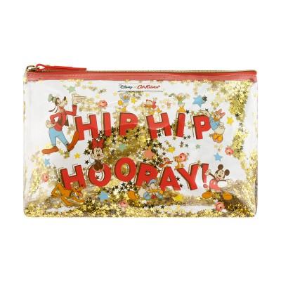 50c12cf57e28 Cath Kidston x Disney Mickey Mouse Glitter Wash Bag