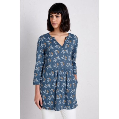 4c3cacdac777 Seasalt Lazy Daisy Tunic - Stitched Berries Ship