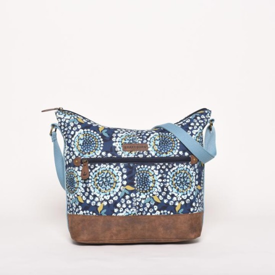 Brakeburn Apple Hobo Bag - Blue