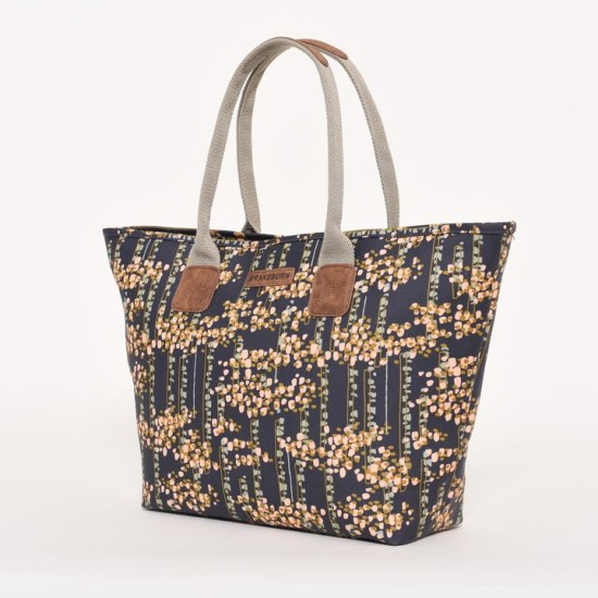 Brakeburn Birch Tote Bag - Navy