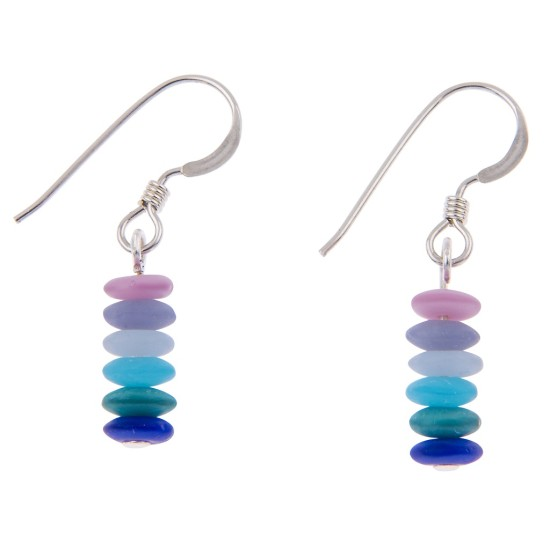 Carrie Elspeth Frosted Candy Earrings - EH1403-1404