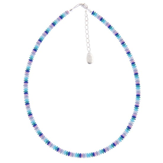 Carrie Elspeth Frosted Candy Full Necklace - N1403