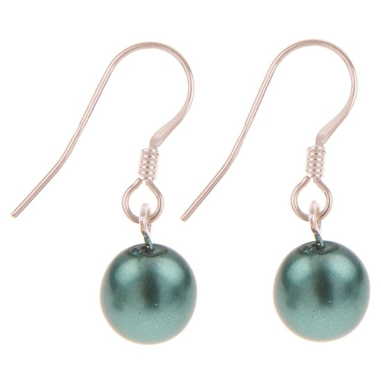 Carrie Elspeth Harmony Earrings - Teal - EH1309b