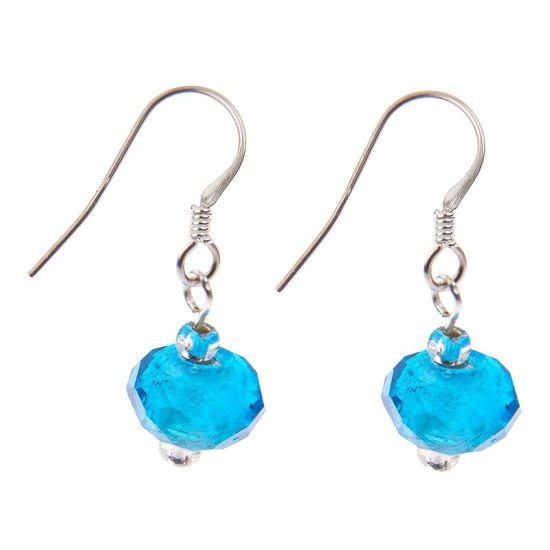 Carrie Elspeth Turquoise Radiance Earrings - EH1416b