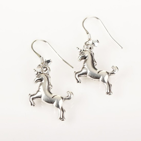 Carrie Elspeth Unicorn Earrings - CE052