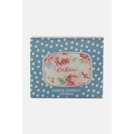 Cath Kidston Cottage Patchwork Compact Mirror & Lip Balm