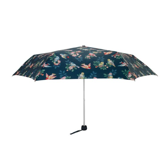 Cath Kidston Minilite-2 Umbrella - Spaced Spring Birds