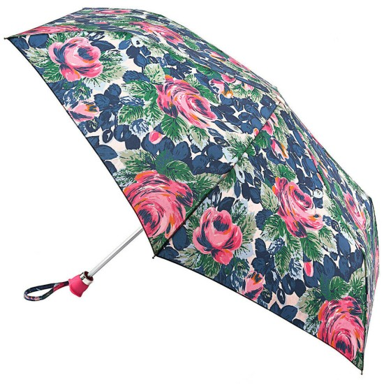 Cath Kidston Oxford Rose Minilite-2 Umbrella with Gift Box