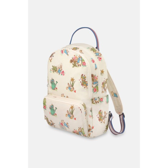 Cath Kidston x Beatrix Potter Peter Rabbit Allotment Backpack