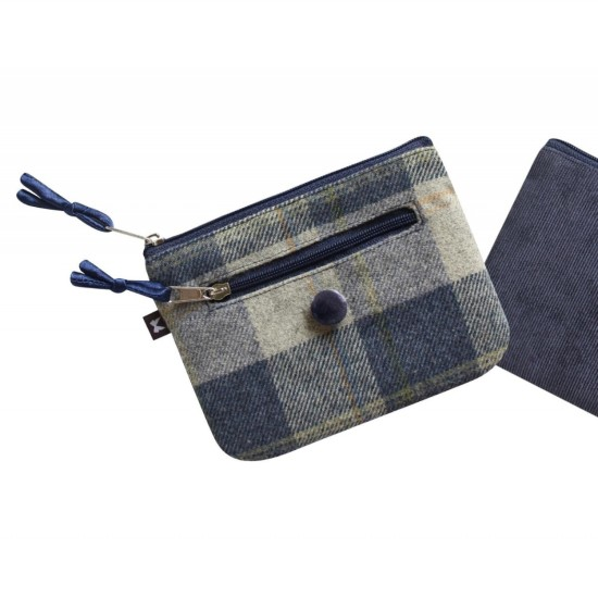 Earth Squared Loch Tweed Emily Purse