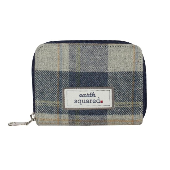 Earth Squared Loch Tweed Wallet