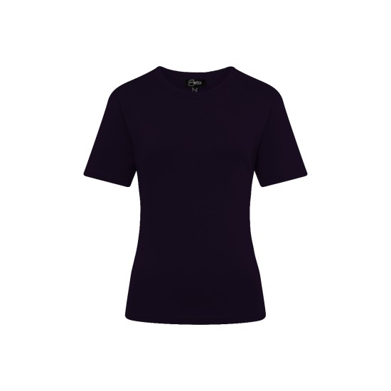 Emreco Madison T-Shirt with Double Trim - Navy