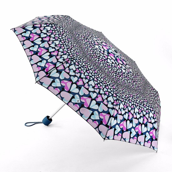 Fulton Minilite-2 Umbrella - Heart Kaleidoscope
