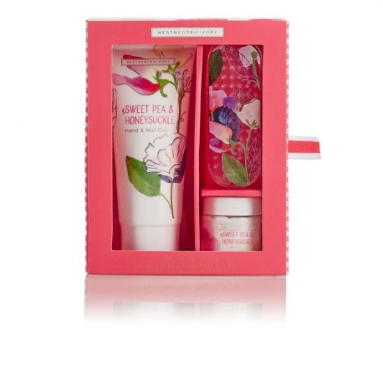 H&I Sweet Pea & Honeysuckle Manicure Set