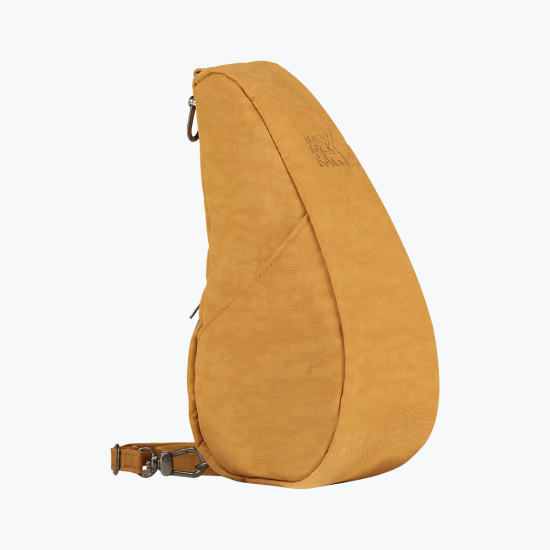 Healthy Back Bag Textured Nylon Large Baglett - Inca Gold
