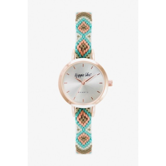 Hippie Chic Nia Watch - Rose