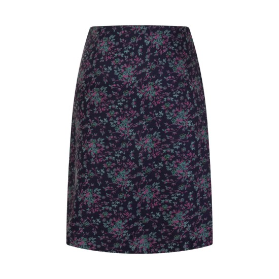Mistral Blackbird in the Hedgerow Reversible Skirt - Multi