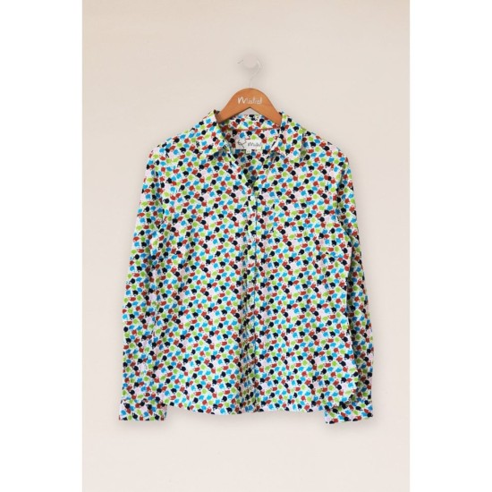 Mistral Multi Hedgehog Shirt - Multi