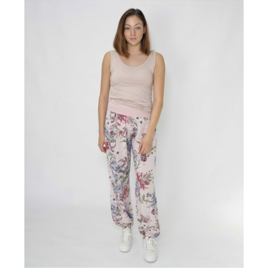 N and Willow Lilly Slouchies - Pastel Pink
