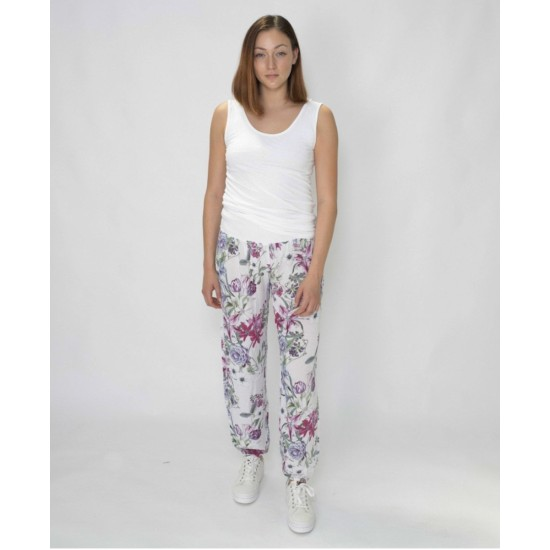 N and Willow Lilly Slouchies - White