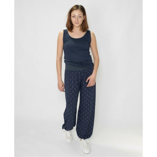 N and Willow Sparkle Slouchies - Indigo Navy