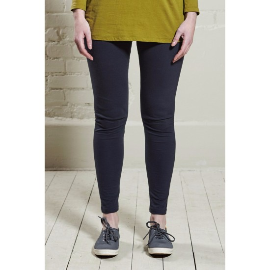 Nomads PD17 Cotton Leggings - Pewter