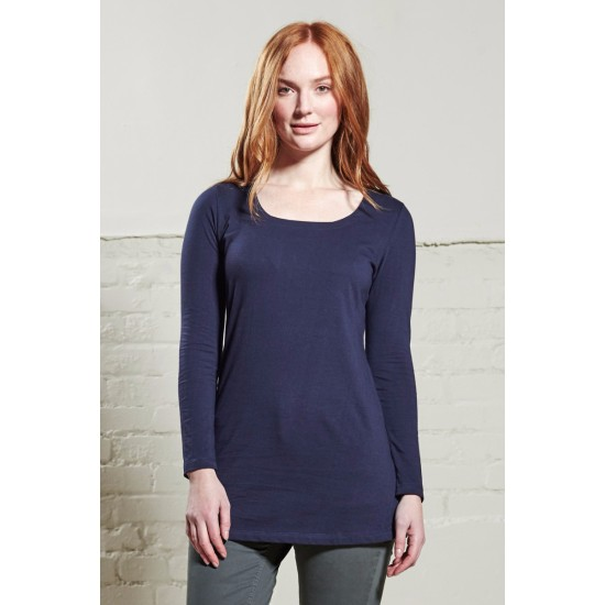 Nomads PD49 Long Sleeve Top - Navy