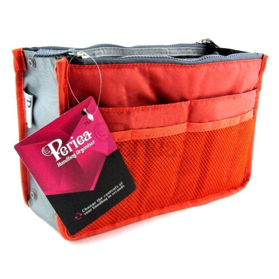 Periea Chelsy Handbag Organiser - Orange