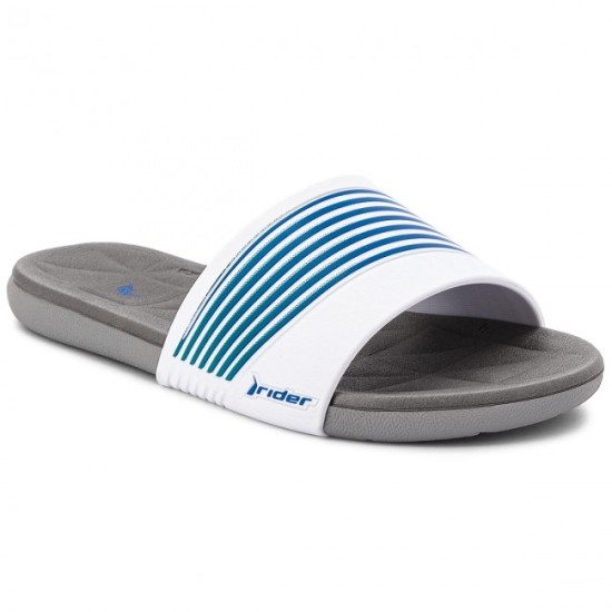 Rider Resort Sliders - White