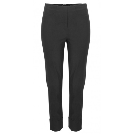 Robell Bella 09 Trouser - Black