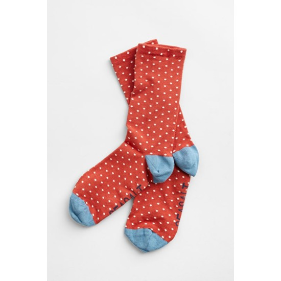 Seasalt Everyday Socks - Confetti Umber