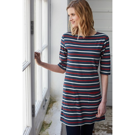 Seasalt Sailor Tunic - Duet Rudder Ecru