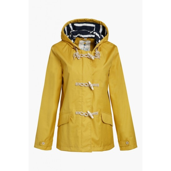 Seasalt Original Seafolly Jacket – Mustard