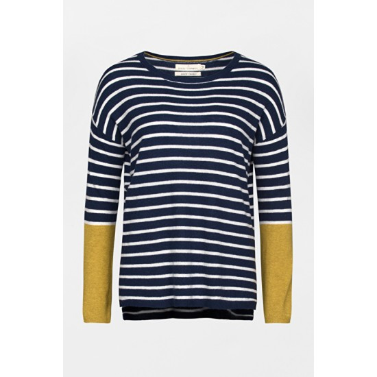 Seasalt Stoneware Jumper - Breton Night Salt