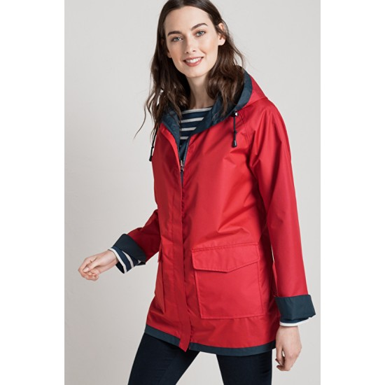 Seasalt The Reversible Raincoat – Rudder