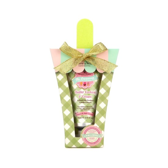 Winter in Venice Creamery Hand & Nail Cream - Butter Cookies & Cream